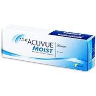 Acuvue Moist 1 Day (30 lencse) - Kontaktlencse
