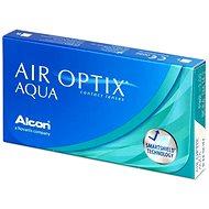 Air Optix Aqua (6 lencse) - Kontaktlencse