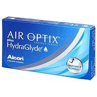 Air Optix Plus HydraGlyde (6 lencse) - Kontaktlencse