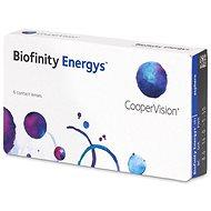 Biofinity Energys (6 lencse) - Kontaktlencse