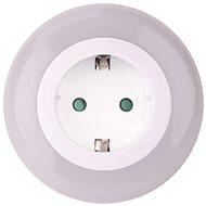 EMOS LED éjszakai lámpa P3308 a SCHUKO aljzathoz - Aljzat