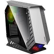 GameMax Autobot silver - Számítógépház