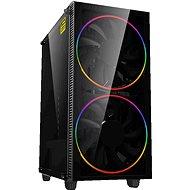 GameMax Black Hole / A363-TB - Számítógépház