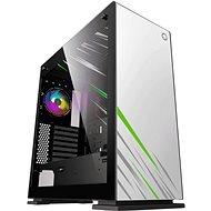 GameMax Vega Pro White - Számítógépház