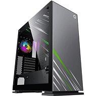 GameMax Vega Pro Grey - Számítógépház