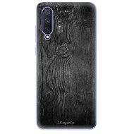 iSaprio Black Wood Xiaomi Mi 9 Lite készülékhez