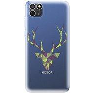 iSaprio Deer Green a Honor 9S-hez - Mobiltelefon hátlap
