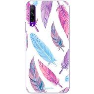 iSaprio Feather Pattern 10 a Honor 9X Pro készülékhez - Mobiltelefon hátlap
