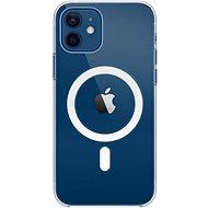 iWill Magsafe Clear Phone Case - iPhone 12 / 12 Pro Transparent - Mobiltelefon hátlap