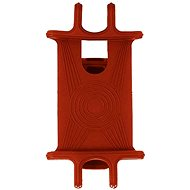 iWill Motorcycle and Bicycle Phone Holder Red - Telefontartó