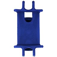 iWill Motorcycle and Bicycle Phone Holder Blue - Telefontartó
