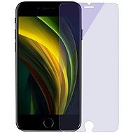 iWill Anti-Blue Light Tempered Glass iPhone 7 / 8 / SE (2020) készülékhez - Képernyővédő