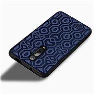 MoFi Anti-slip Back Case Irregular Xiaomi Mi 9T / 9T Pro, kék - Mobiltelefon hátlap