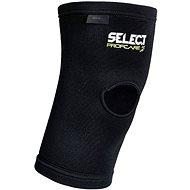 SELECT Elastic Knee Support w/h kötés a térdre nyílással - Térdpánt