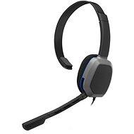 PDP Afterglow LVL1 Chat Headset - PS4 - Gamer fejhallgató