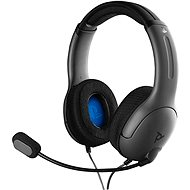PDP LVL40 Wired Headset - fekete - PS4
