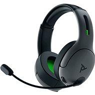Gamer fejhallgató PDP LVL50 Wireless Headset - fekete - Xbox One