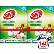 SAVO színes és fehér 2 × 5 kg (140 mosás) - Mosószer