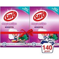 SAVO színes ruhanemű 2 × 5 kg (140 mosás) - Mosószer
