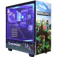 Alza GameBox GTX1660S Minecraft - Gamer számítógép