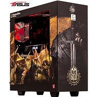 Alza GameBox GTX1080 + Kingdom Come Edition - Számítógép