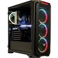 Alza GameBox Core RTX3060 Ti+ - Gamer PC