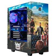 Alza GameBox Ryzen 5 Far Cry 5 kiadás - Számítógép