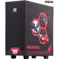 Alza GameBox Ryzen RX560 - Számítógép