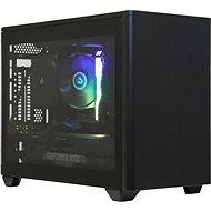 Alza BattleBox Ryzen RTX3070 Mini - Gamer számítógép