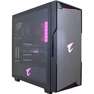 Alza BattleBox Ryzen RTX3070 Aorus - Gamer számítógép