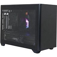 Alza BattleBox Ryzen RTX3080 Mini - Gamer számítógép