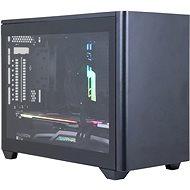Alza BattleBox Ryzen RX 6800 XT Mini - Gamer számítógép