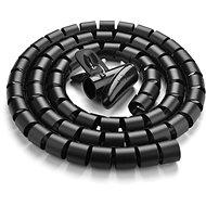 Ugreen kábelszervező védőcső fekete 1,5m