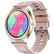 WowME Roundwatch rózsaszín - Okosóra