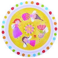 PETITE&MARS melamin tányér tündérek - Tányér