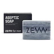 ZEW FOR MEN Asszeptikus szappan kolloid ezüsttel 85 ml - Szappan