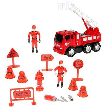 Tűzoltó készlet - autós létracsavarhúzóval