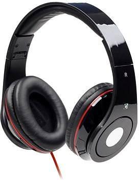 Gembird Detroit Fekete - Mikrofonos fej- fülhallgató  1a5805e53a