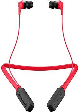 Skullcandy INKD 2.0 Wireless In-Ear RED BLK BLK - Mikrofonos fej-  fülhallgató  71f72e72b4