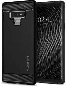 b449c9eef5 Spigen Rugged Armor Black Samsung Galaxy Note9 - Mobiltartó | Alza.hu