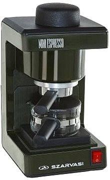 Szarvasi SZV 6123 MINI ESPRESSO kávéfőző, 800W, Barna