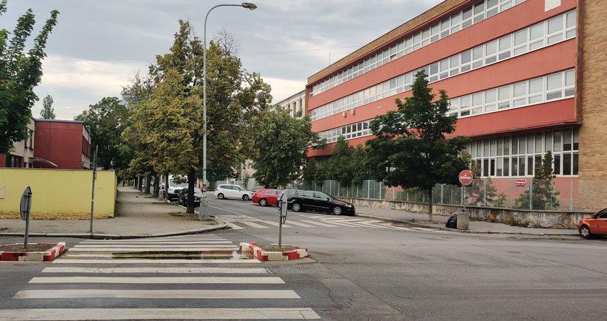 OnePlus 7 Pro - egy város fotója