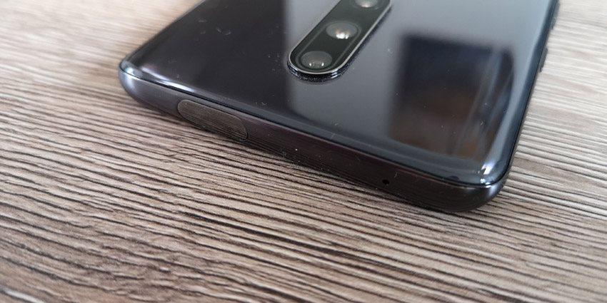 OnePlus 7 Pro Kijelző