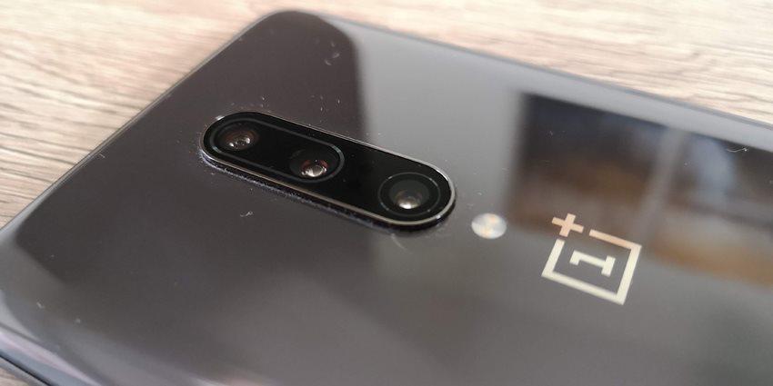 A OnePlus 7 Pro hátlapja