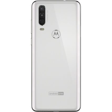 Motorola One Action fehér
