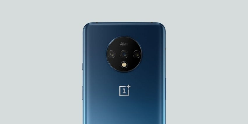 A OnePlus 7T kamerája