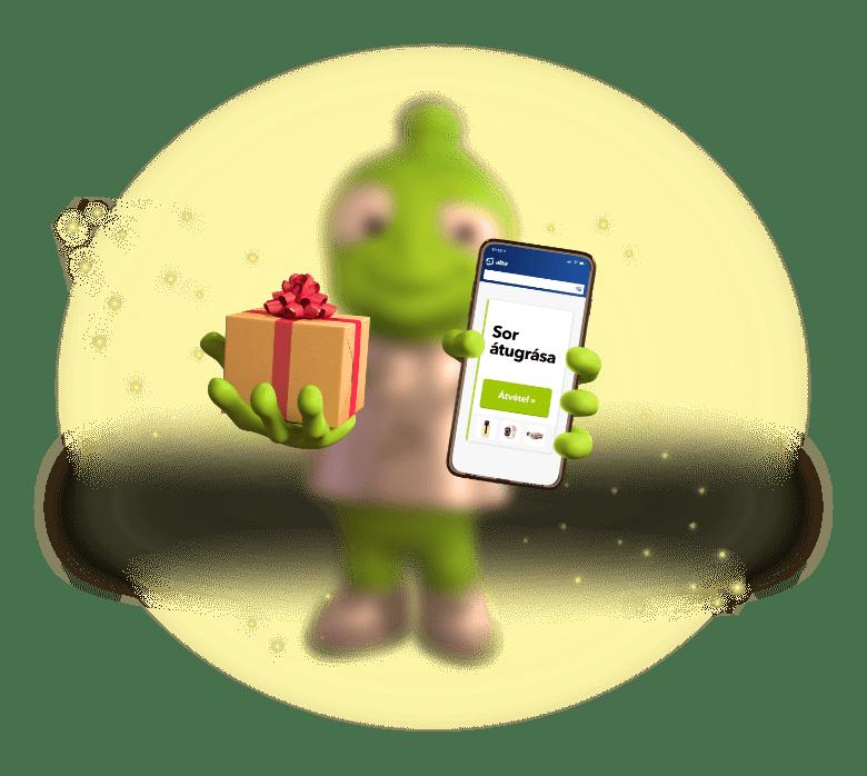 Karácsony a kezedben az Alza.hu alkalmazással