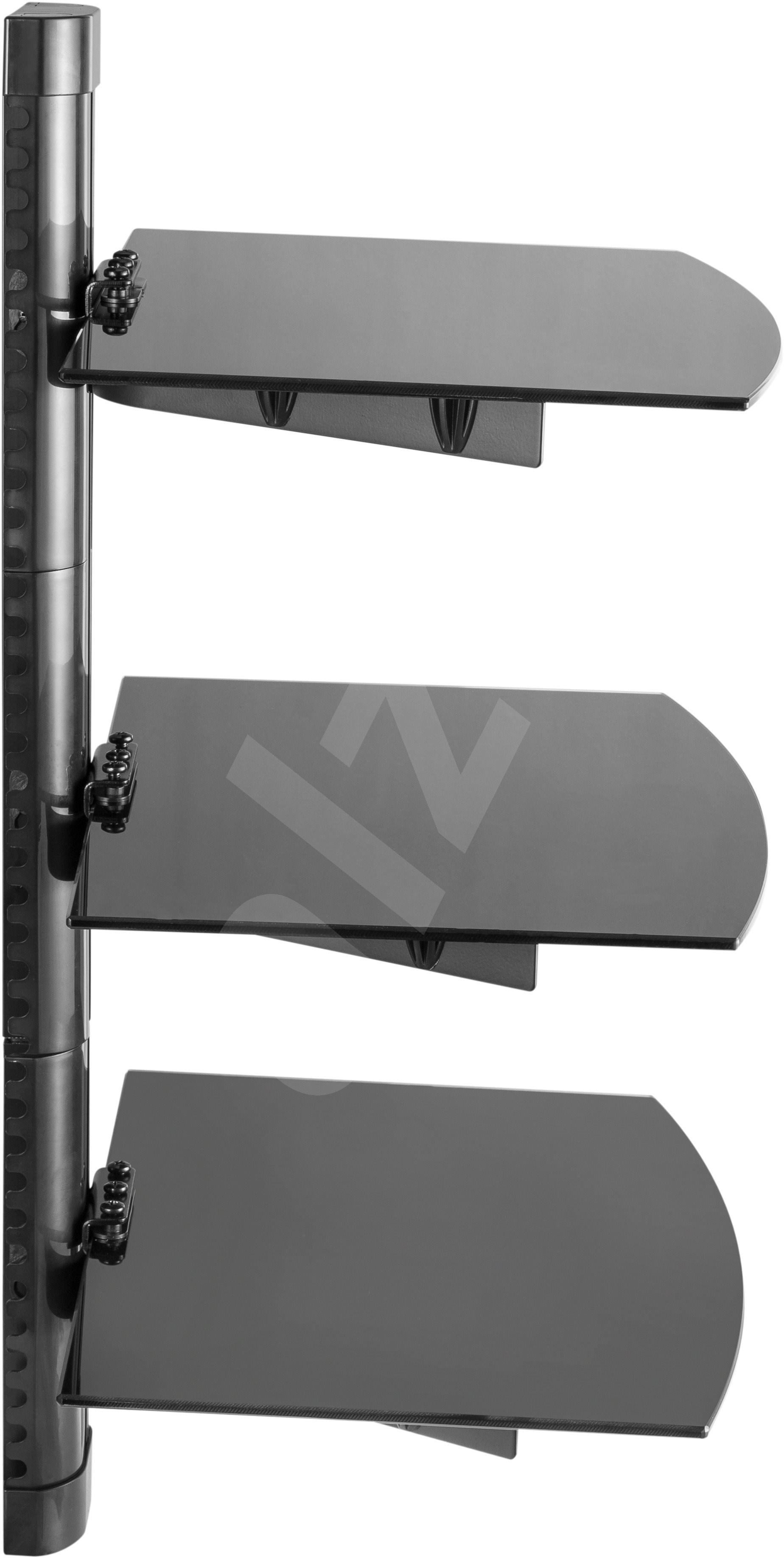 AlzaErgo AVM130 fekete - Tartó