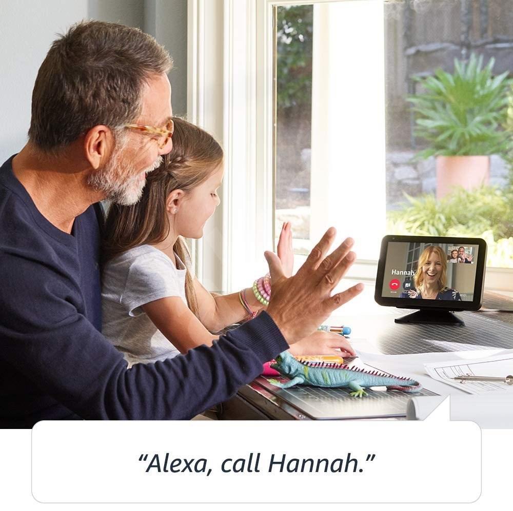 Amazon Echo Show 8 - Hangsegéd