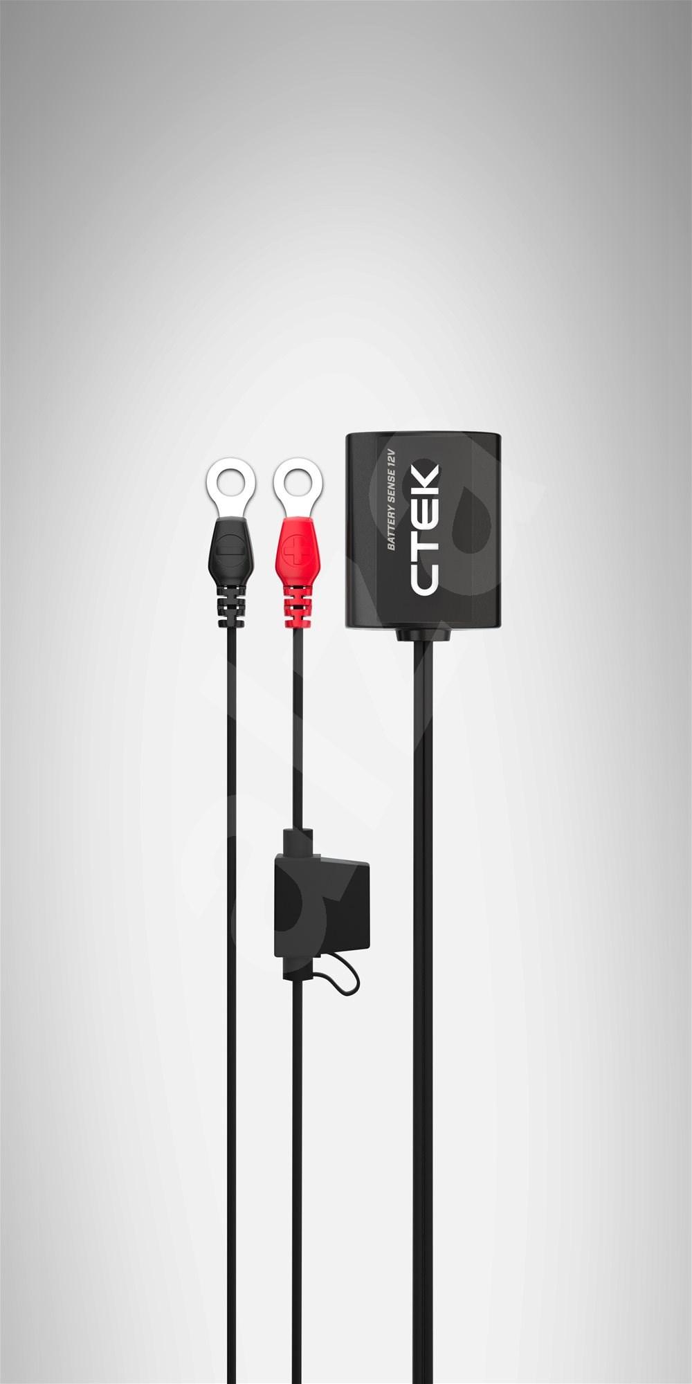 CTEK CTX Battery érzékelő - Autós akkumulátor tesztelő.